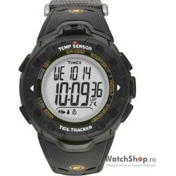 Ceas original Timex EXPEDITION T49061 Tide Tracker imagine mica