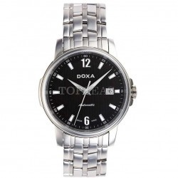 Doxa Ethno Steel Black 2 imagine mica