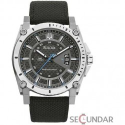 Ceas Bulova 96B132 Precisionist Champlain Collection Barbatesc imagine mica