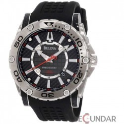 Ceas Bulova 96B155 Precisionist Champlain Collection Barbatesc imagine mica