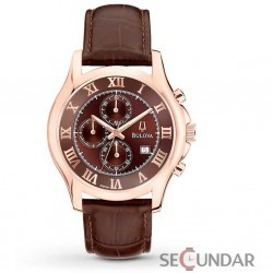 Ceas Bulova 97B120 Dress Collection Barbatesc imagine mica