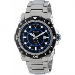 Ceas Bulova Marine Star Collection 98B177 imagine mica
