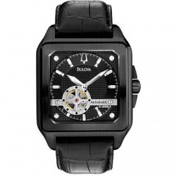 Ceas Bulova Mechanical Collection 98A130 imagine mica