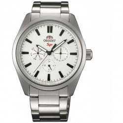 Ceas Orient Classic Design FUX00005W0 imagine mica