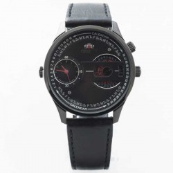 Ceas ORIENT Stylish and Smart Dual FXC00002B0 imagine mica