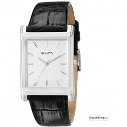 Ceas original Bulova DRESS 96A23 imagine mica