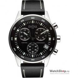Ceas original Davosa VIREO 16246455 Cronograf imagine mica