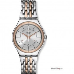 Ceas original Swatch IRONY YWS404G Sedan imagine mica