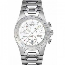 Ceas Atlantic Mariner Chronograph 80477.41.21 imagine mica