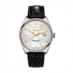 Ceas Atlantic Worldmaster Art Deco Mechanical 51651.41.25G imagine mica