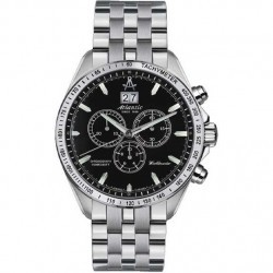 Ceas Atlantic Worldmaster Chrono Big Date 55465.42.62 imagine mica