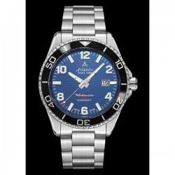 Ceas Atlantic Worldmaster Diver 55375.47.55S imagine mica