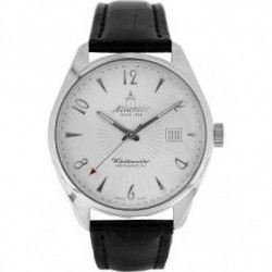 Ceas Atlantic Worldmaster Art Deco Mechanical 51651.41.25S imagine mica