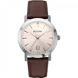Ceas Bulova Dress Collection 96B217 imagine mica