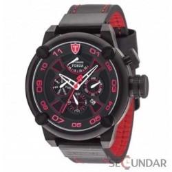Ceas Detomaso FORZA Automatic Black/Black DT2056-B Barbatesc imagine mica