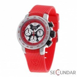 Ceas Detomaso Lucca Chronograph RED DT1017-D Barbatesc imagine mica