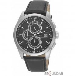 Ceas Esprit ES104091001 Circolo Black Cronograf Barbatesc imagine mica
