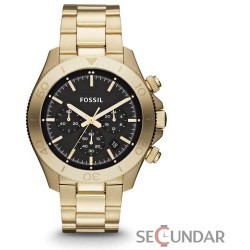 Ceas Fossil CH2861 Retro Traveler Chronograph Barbatesc imagine mica