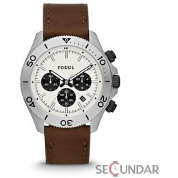 Ceas Fossil CH2886 Retro Traveler Chronograph Barbatesc imagine mica
