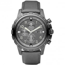 Ceas Fossil Dean Chronograph FS4544 imagine mica