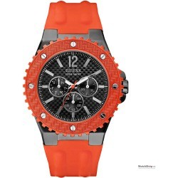 Ceas Guess OVERDRIVE W11619G4 imagine mica