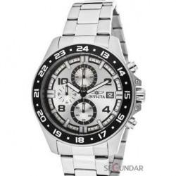 Ceas Invicta 13866 Pro Diver Chronograph Silver Dial Barbatesc imagine mica