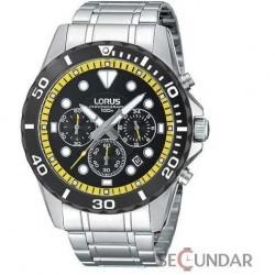 Ceas Lorus RT335BX9 Classic Chronograph Barbatesc imagine mica