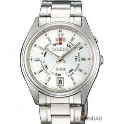 Ceas Orient CLASSIC AUTOMATIC FEM5J00LW Silver Dial Barbatesc imagine mica