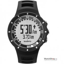 Ceas Suunto TRAINING SS018153000 Quest Black imagine mica