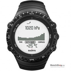 Ceas Suunto CORE SS014809000 Regular Black imagine mica