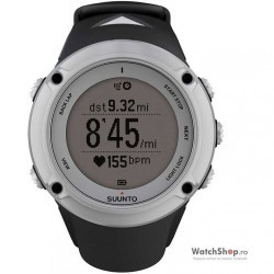Ceas Suunto OUTDOOR SS019650000 Ambit2 Silver imagine mica