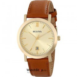 Ceas Bulova DRESS 97B135 imagine mica