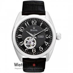 Ceas Bulova MECHANICAL 96A125 imagine mica