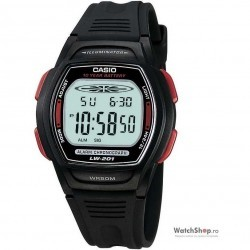 Ceas Casio SPORT LW-201-4AV imagine mica