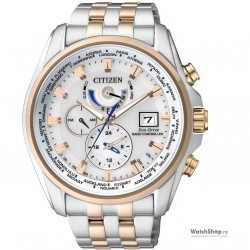 Ceas Citizen SPORT AT9034-54A Eco-Drive imagine mica