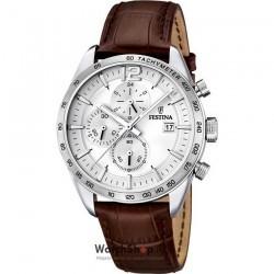 Ceas Festina SPORT F16760/1 Cronograf imagine mica