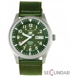 Ceas Seiko 5 Automatic SNZG09K1 Barbatesc imagine mica