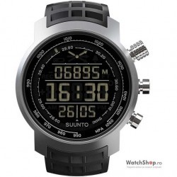 Ceas Suunto ELEMENTUM TERRA BLACK RUBBR DARK DISPLAY imagine mica