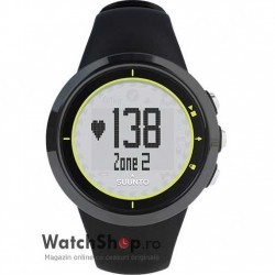 Ceas Suunto TRAINING M2 Black Lime imagine mica