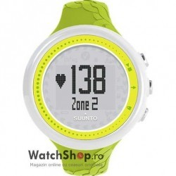 Ceas Suunto TRAINING M2 Lime imagine mica