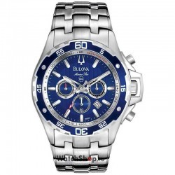Ceas Bulova MARINE STAR 98B163 imagine mica