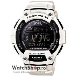 Ceas Casio SPORT W-S220C-7BVEF Tough Solar imagine mica