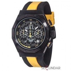 Ceas Detomaso Adrenaline Walz Yellow DT-W1003-C Barbatesc imagine mica