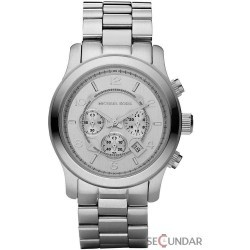 Ceas Michael Kors Runway MK8086 Barbatesc imagine mica