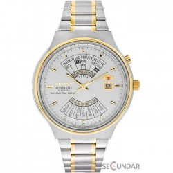 Ceas Orient Automatic FEU00000WW Multi Year Calendar Barbatesc imagine mica