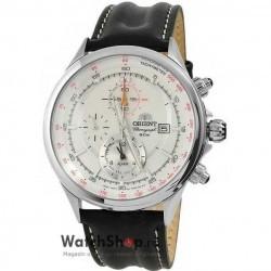 Ceas Orient SPORTY QUARTZ TD0T004W Cronograf imagine mica