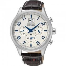 Ceas Seiko SPORTS SPC155P1 Cronograf imagine mica