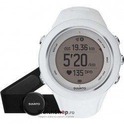Ceas Suunto AMBIT3 SPORT WHITE (HR) imagine mica