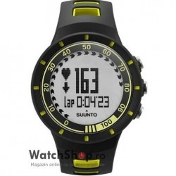 Ceas Suunto TRAINING SS019158000 Quest Yellow imagine mica