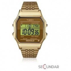Ceas Timex Classic Digital TW2P48700 Unisex imagine mica